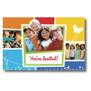VBS Youre Invited Church Postcards