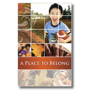 Belong Fall Postcards
