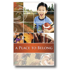 Belong Fall Postcard