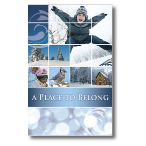 Belong Winter Postcards
