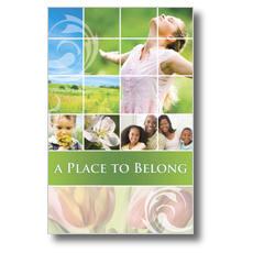 Belong Spring Postcard