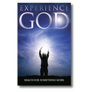 Experience God Reach Postcards