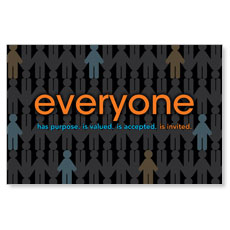 Everyone Postcard