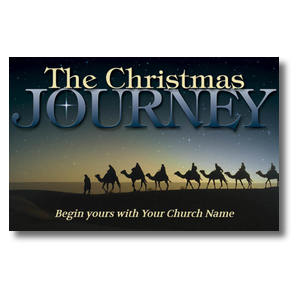 Christmas Journey Postcards