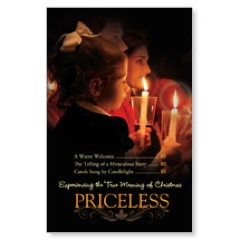Priceless Christmas Postcards