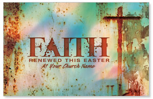 Renewed Faith Postcards