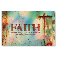 Renewed Faith Postcard