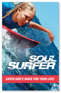 Soul Surfer Church Postcards