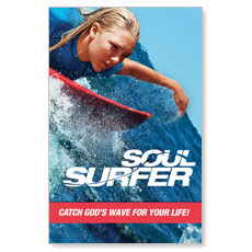 Soul Surfer Postcard