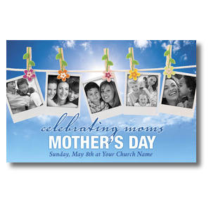 Celebrating Moms Postcards