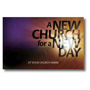New Church Postcards