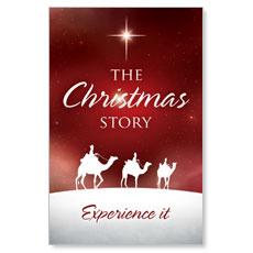 The Christmas Story Postcard