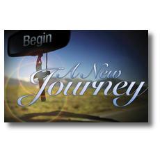 New Journey Postcard