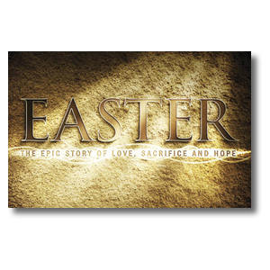 Epic Easter Postcards
