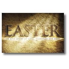 Epic Easter Postcard