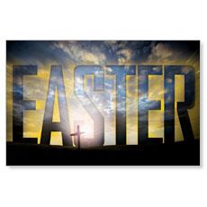 Easter Horizon Postcard