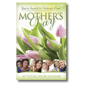Celebrate Mother Church Postcards
