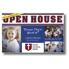 Christian School Open House