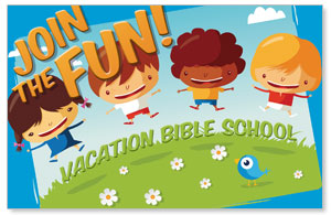 VBS Join The Fun 4/4 ImpactCards