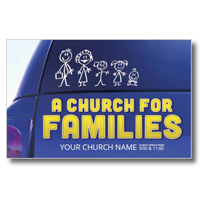 Church For Families 4/4 ImpactCards