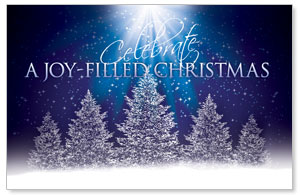 Joy of Christmas Postcards