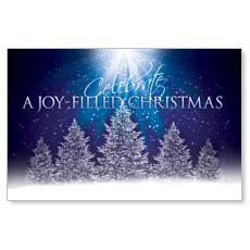 Joy of Christmas Postcard