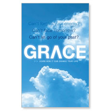 Learn Grace Postcard
