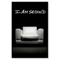 I Am Second Postcard