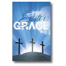 Easter Grace Postcard