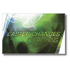 Easter Changes Postcards