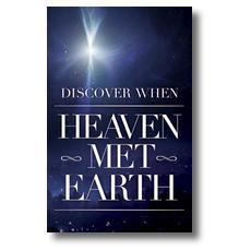 Heaven Met Earth Postcard