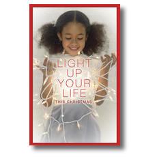 Light Life Postcard