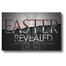 Easter Revealed Postcard