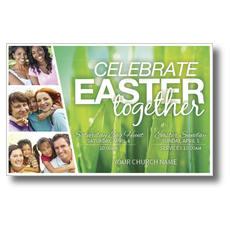 Easter Together Postcard