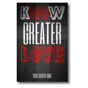 Know Love Church Postcards