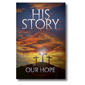 His Story Our Hope Church Postcards