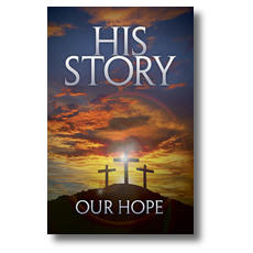 His Story Our Hope Postcard