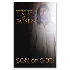 Son of God: True or False? Postcard