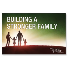 The Family Project Postcard