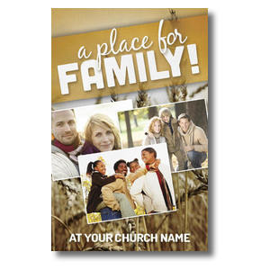 A Place for Family Fall Postcards