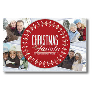 Christmas Family 4/4 ImpactCards
