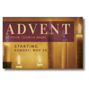 Advent At Postcards
