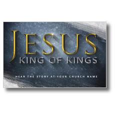 Jesus King Postcard