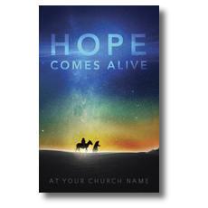 Hope Comes Alive Postcard