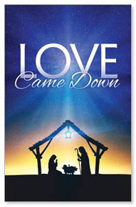 Love Came Down Postcards