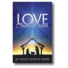 Love Came Down Postcard