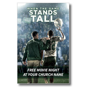 When the Game Stands Tall 4/4 ImpactCards