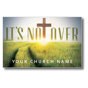 Easter Not Over Postcards