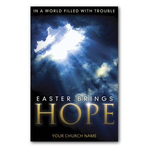 Hope Breaks Through Postcards