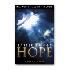 Hope Breaks Through Postcard
